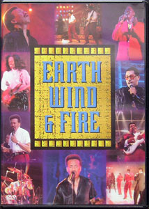 Earth Wind and Fire - DVD Live