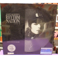 Janet Jackson - Rhythm Nation 1914