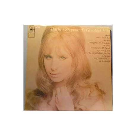 Barbra Streisand - Greatest Hits