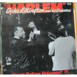 """Duke Ellington - Harlen. LP 12"""". Never Before Released !"""