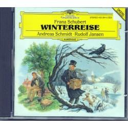 Andreas Schmidt. Rudolf Jansen - Winterreise. Schubert.