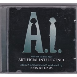 A.I. Artificial Intelligence (Inteligencia Artificial) - John Williams