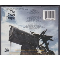 Quincy Jones - The Color Purple (Original Motion Picture Sound Track)