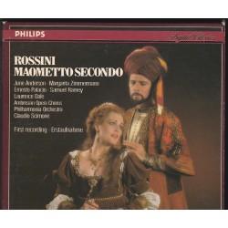 Rossini - Maometto Secondo - Scimone