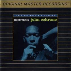John Coltrane - Blue Train Mobile Fidelity 24 Karat Gold CD