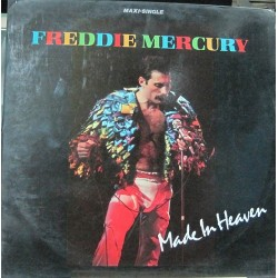 Freddie Mercury - Made In Heaven.