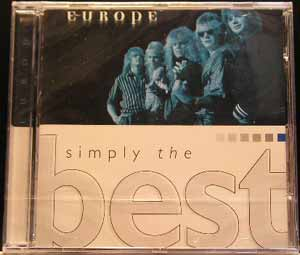 Europe - Simply the Best