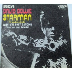 David Bowie - Starman.