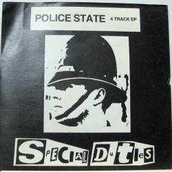 Special Dutles - Police State, 4Track E.P.