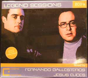Fernando Ballesteros & Jesús Elices - Legend Sessions