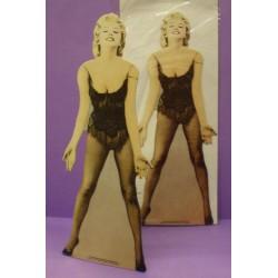 Troquelado de Marilyn Monroe (Negro)