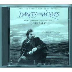 John Barry - Sampler Promocional, Bailando Con Lobos.