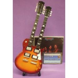 Guitarra Doble Mástil de Jimmy Page 2 (Led Zeppelin)