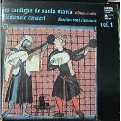 Las Cantigas De Santa Maria - Alfonso El Sabio.