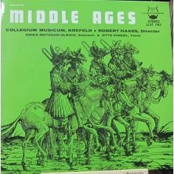 Music Of The Middle Ages - Collegium Musicum, Krefeld.Robert Haas Dirt