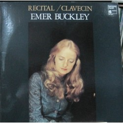 Emer Buckley - Recital/Clavecin