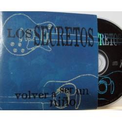 Los Secretos - Volver a Ser Un Niño.