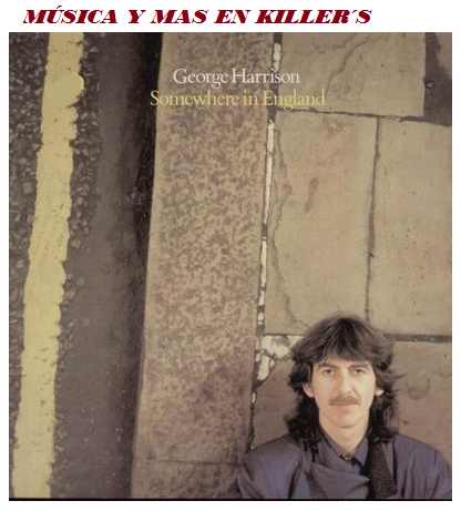 George Harrison - Somewhere In England