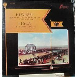 Hummel, Fesca - Collegium Con Basso.