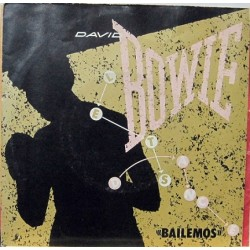 David Bowie - Lets Dance.