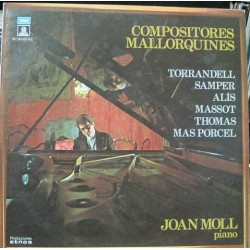 Joan Moll - Compositores Mallorquines.