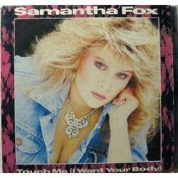 Samantha Fox - Touch Me.