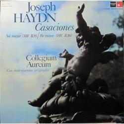 Collegium Aureum - Joseph Haydn Casaciones.