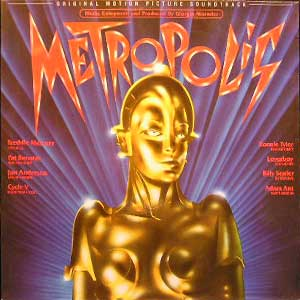 Metropolis - Giorgio Moroder