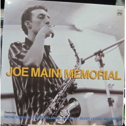 Joe Maini - Memorial