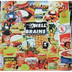 Hell Brains - The Best Of The American Food.