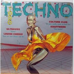 Kraftwerk-Ultravox- Culture Club- Louise Chedid