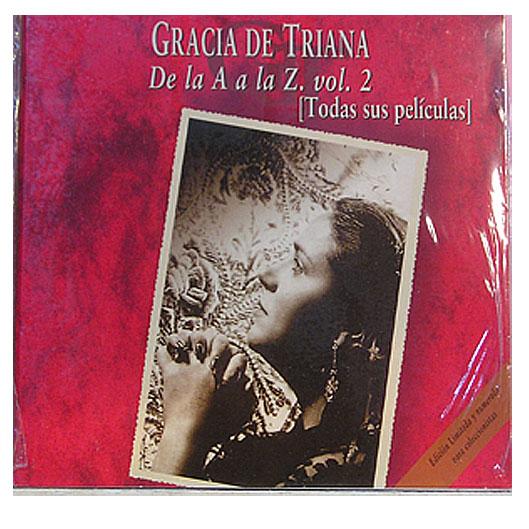 Gracia De Triana - Todas Sus Películas Vol 2