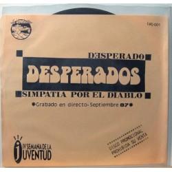 Desperados - Simpatía Por El Diablo