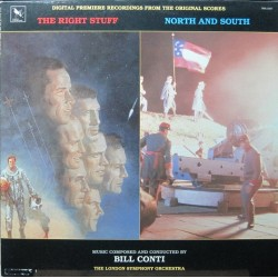 Bill Conti - 2 B.S.O. The Right Stuff - North And South