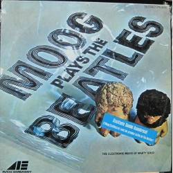 Marty Gold - Moog Plays Beatles.