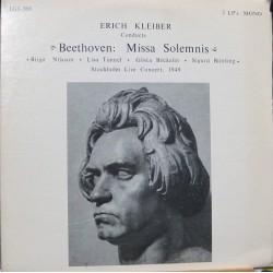 Erich Kleiber - Beethoven: Missa Solemnis.