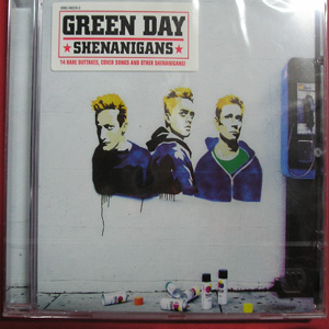 Green Day - Shenanigans