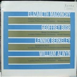 Elizabeth Maconchy Geoffrey Bush Lennox Berkeley William Alwyn