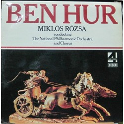 Miklós Rózsa - Ben Hur.