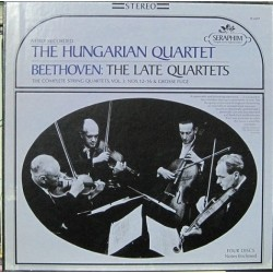 The Hungarian Quartet - Beethoven:The Late Quartets