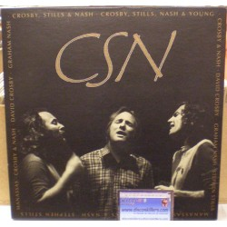 Crosby, Stills & Nash - CSN