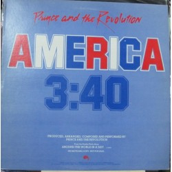 Prince and The Revolution - America.