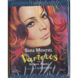 Sara Montiel - Varietes, Blu-Ray