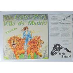 Furia Animal - 3 Premio Rock Duro Villa De Madrid