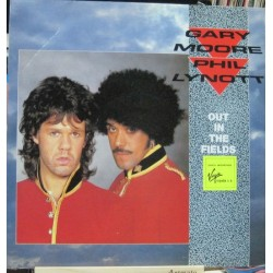 Gary Moore, Phil Lynott - Out In The Fields.