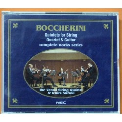 Boccherini - Quintet For String, Quartet & Guitar.