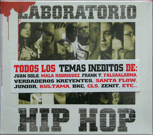 LABORATORIO HIP HOP