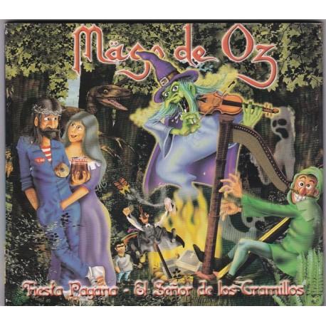 Mägo De Oz - Fiesta Pagana - El Señor De Los Gramillos