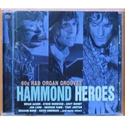 Hammond Heroes - 60s R&B Organ Grooves.