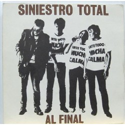 Siniestro Total - Al Final. Single
